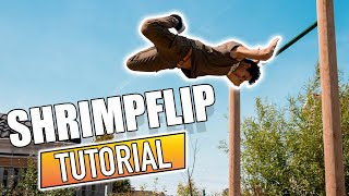 Shrimp flip Tutorial - Street workout