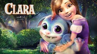 Clara - Official Teaser - Trailer #2 (2017) Animated Movie HD