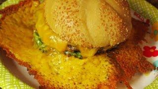 Squeeze Burger Recipe!
