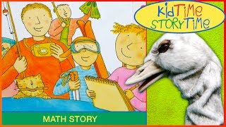 The Best Vacation Ever (a MathStart story) READ ALOUD!