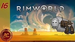 Desert Bridge | Rimworld 1.0 [Gameplay ITA] #16