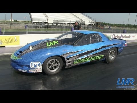 LMR's Twin Turbo Firehawk - Testing