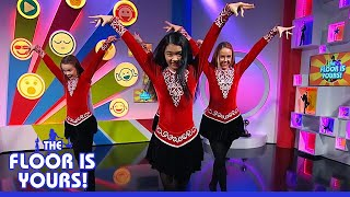 Meet the best Irish dancers... in the WORLD!