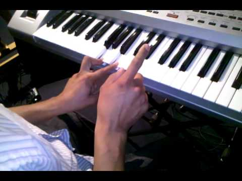 De tal manera tutorial de piano Abel zavala