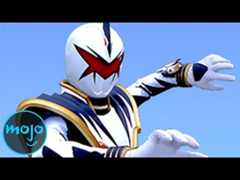 Top 10 Special Power Rangers
