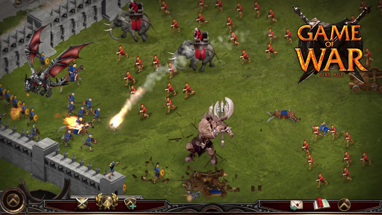 Chơi Game of War on PC 2