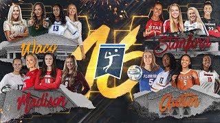 NCAA women's volleyball tournament: Regionals preview