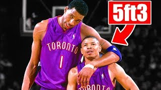 Shortest Players In NBA History