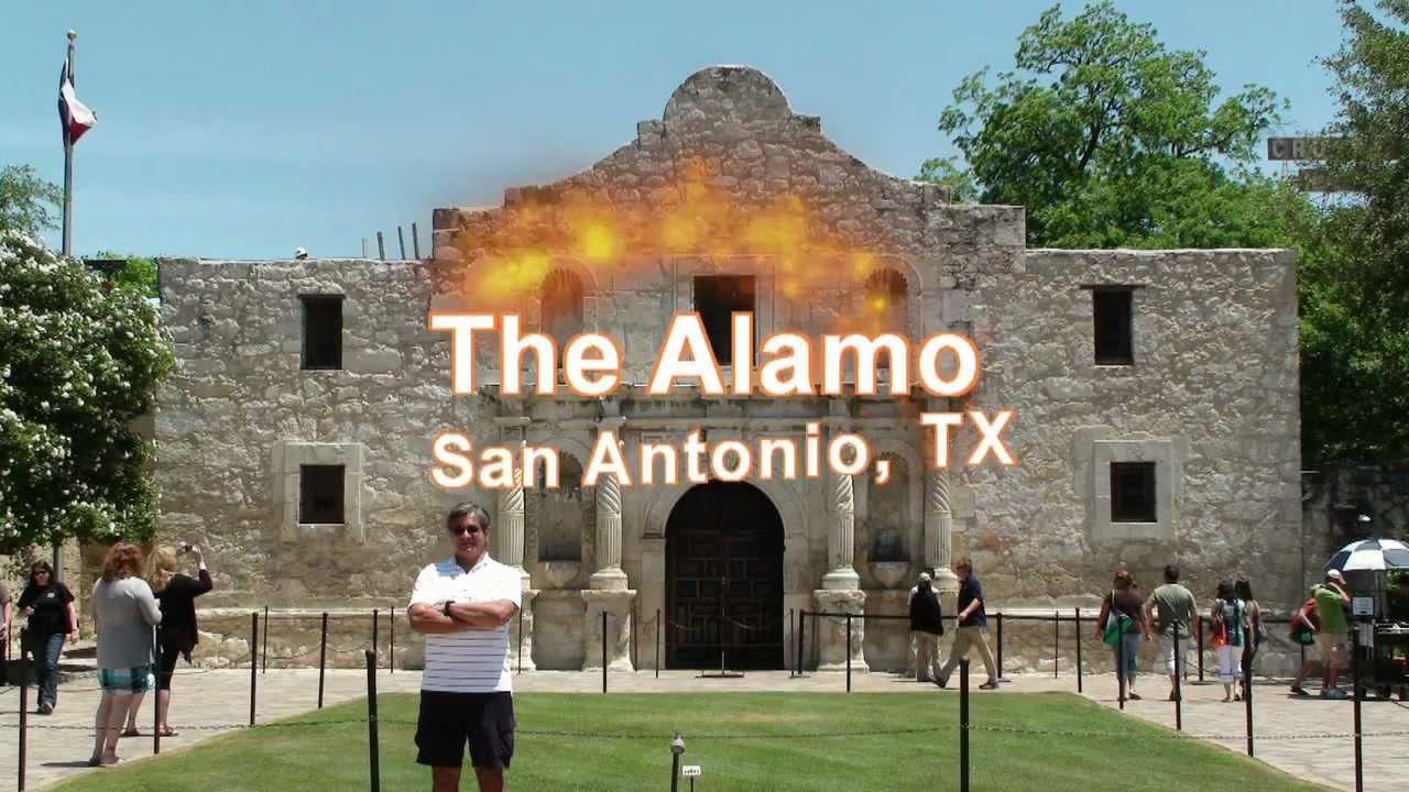 The Alamo San Antonio Tx Youtube