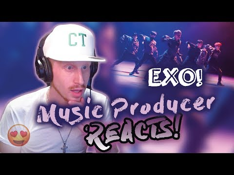 Music Producer Reacts to EXO 엑소 'Monster' (First Time EXO!!!)