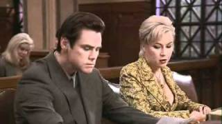 Extremely Funny Jim Carrey scene from the movie Liar Liar