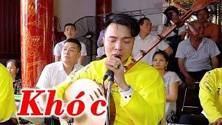 Lần này Hoài Thanh hát khác quá, đau đớn quá; QUAN TUẦN TRANH người nghe đứt ruột mất thôi.