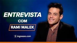 Entrevista Exclusiva com Rami Malek | Bohemian Rhapsody