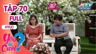 YÊU LÀ CƯỚI | Gặp nhau trên Facebook và chuyện hẹn hò thần tốc | YLC #70 FULL | 23/2/2019