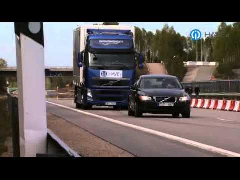 European project HAVEit - Trailer