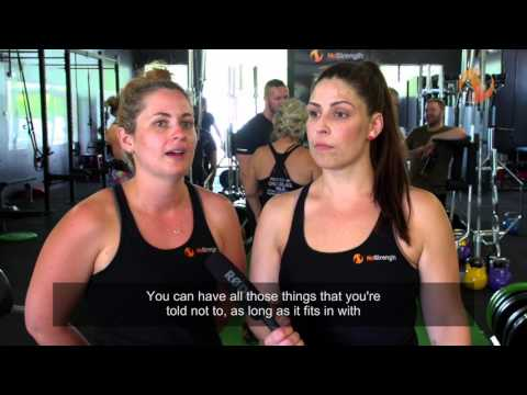 Group Strength Training, Nutrition, Online Training & Nutritio