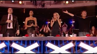 14.y.o Girl Leaving the Judges Open-Mouthed With Her Talented Voice | Week 6 | BGT 2017