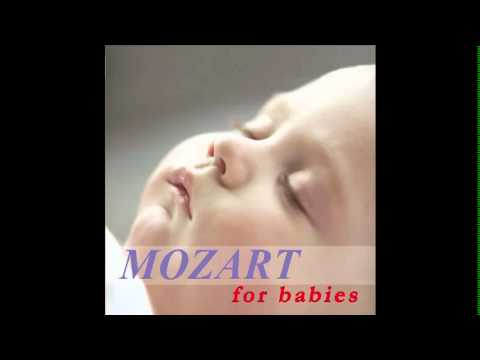 Mozart for babies 10 - sleep - soothing - relaxation - music - baby - bedtime -- lullaby