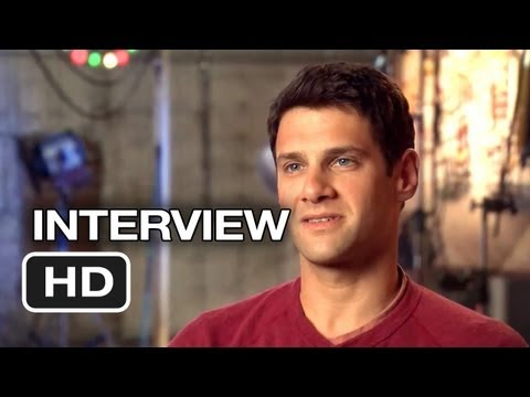 The Hangover Part III Interview - Justin Bartha (2013)
