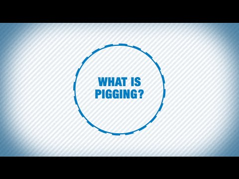 What is pigging?