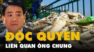 Vụ mua độc quyền Redoxy-3C: Ông Nguyễn Đức Chung chỉ đạo gì