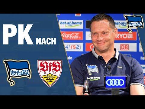 Hertha BSC vs VfB Stuttgart