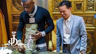 Dababy & Stunna 4 Vegas Customize Billion Dollar Baby ENT Chain