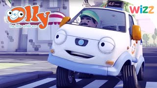 Olly the Little White Van - My Best Friend Stan | Cars for Kids | Wizz | Cartoons for Kids