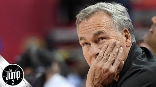 Mike D'Antoni is not even considering a new contract with the Rockets   BS or Real Talk   The Jump