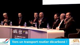 Conférence GNV SITL : Vers un transport routier décarboné