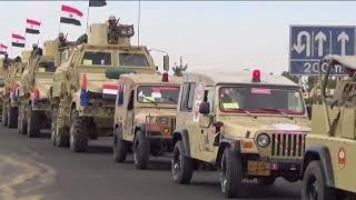 بيان بشأن العملية الشاملة للقوات المسلحة فى سيناء 2018     -