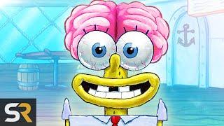 25 SpongeBob Deleted Scenes Nickelodeon Couldn't Show