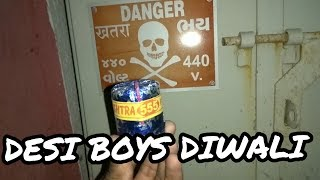 DIWALI - DESI BOYS DIWALI - funny videos - comedy video - best diwali video