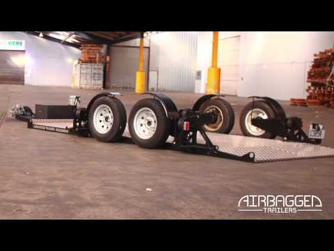 Airbagged Trailers For Those Street Racers Out There Videos