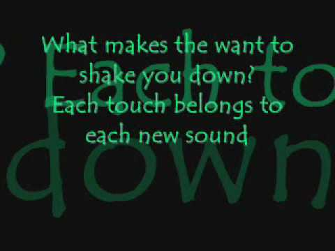 Dance Inside - The All-American Rejects [lyrics]
