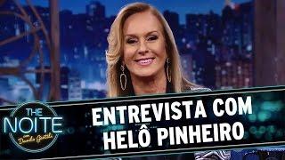 MIX PALESTRAS | Helô Pinheiro | The Noite | Entrevista com Helô Pinheiro