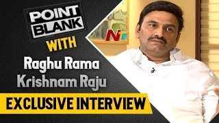 YSRCP MP Raghu Rama Krishna Raju Interview- Point Blank..