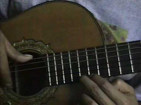 nuestro juramento - Julio Jaramillo - Tutorial - Guitarra