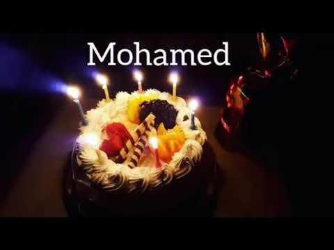 Happy Birthday Mr Mohamed Videomoviles Com