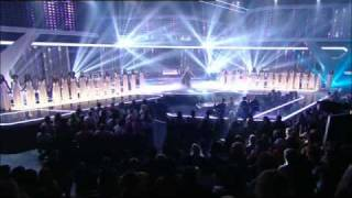 High Quality: Leona Lewis - Run (2008 Live at X-Factor)