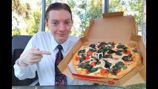 Bye Pizza Hut Pan Pizza!