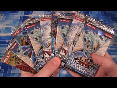 Yugioh Random Pack Opening 10 Old & New Card Packs S13 R6