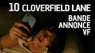 10 cloverfield lane :  bande-annonce VF