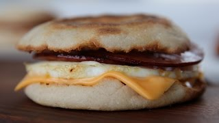 McDonald's Egg McMuffin Recipe | Get the Dish