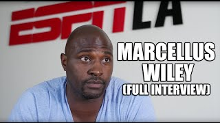 Marcellus Wiley (Full Interview)