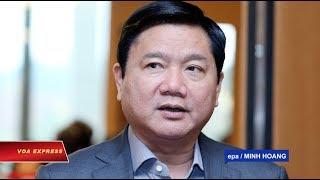 Việt Nam sẽ xử ông Đinh La Thăng vào ngày 8/1