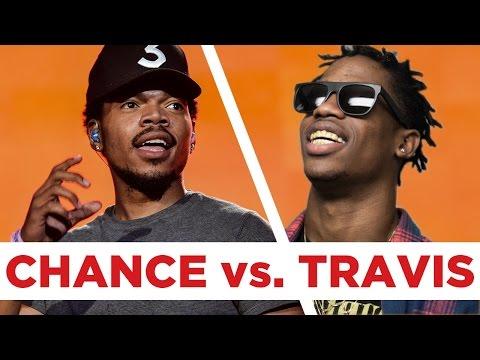 CHANCE THE RAPPER vs. TRAVIS SCOTT