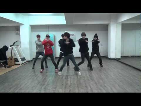 TEEN TOP 'Teen Top(Intro)' 안무영상 옥에 티ver.