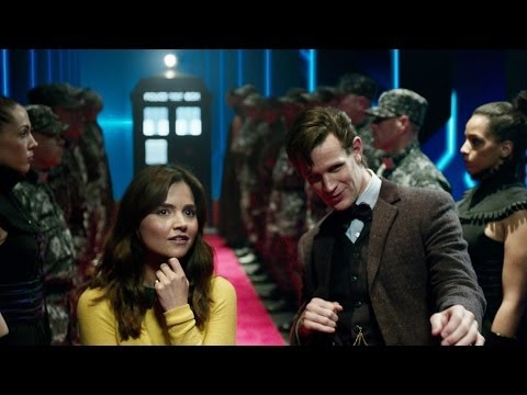 DOCTOR WHO Christmas Special *Exclusive Extended BBC AMERICA Trailer* - The Time Of The Doctor - Smashpipe Entertainment