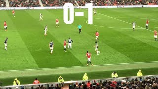 Manchester United v West Bromwich Albion, 0-1, Premier League, 15.04.18